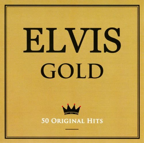 Billede af Elvis Presley - Gold - 50 Original Hits - CD