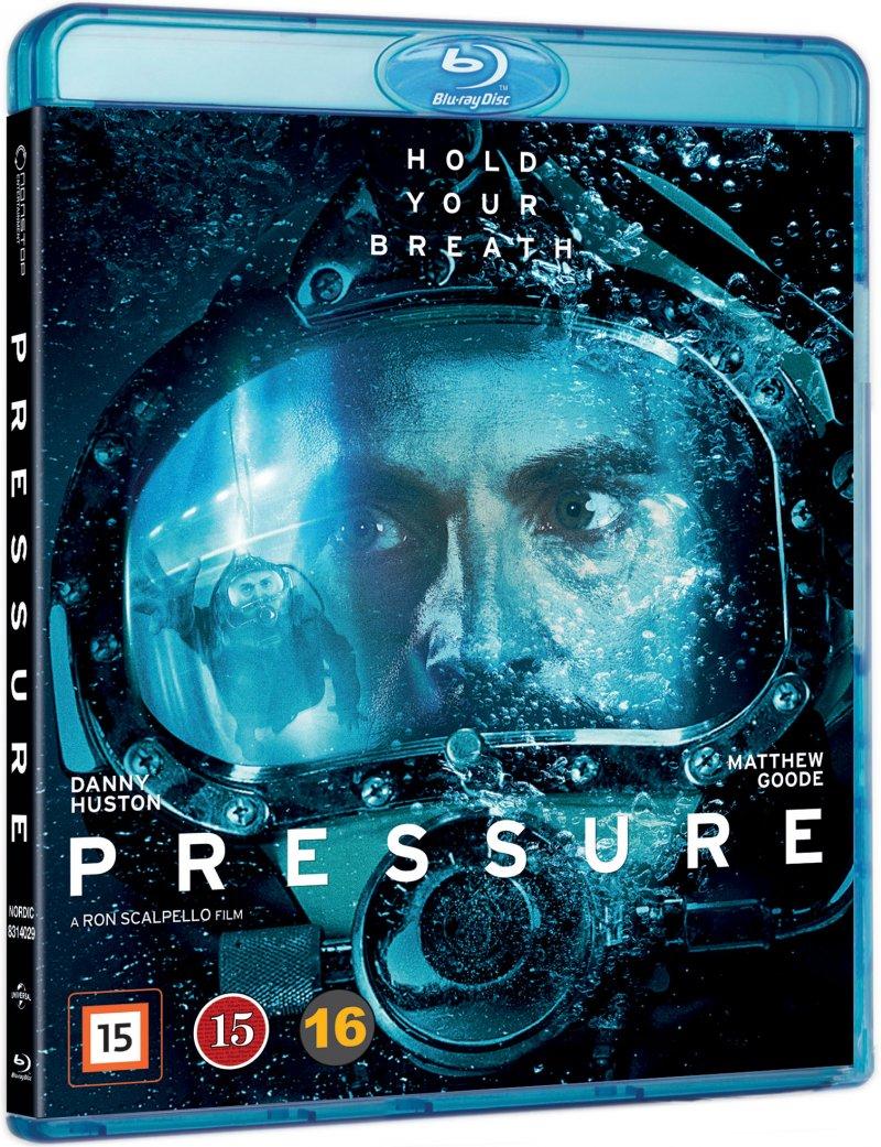 Image of   Pressure - Blu-Ray