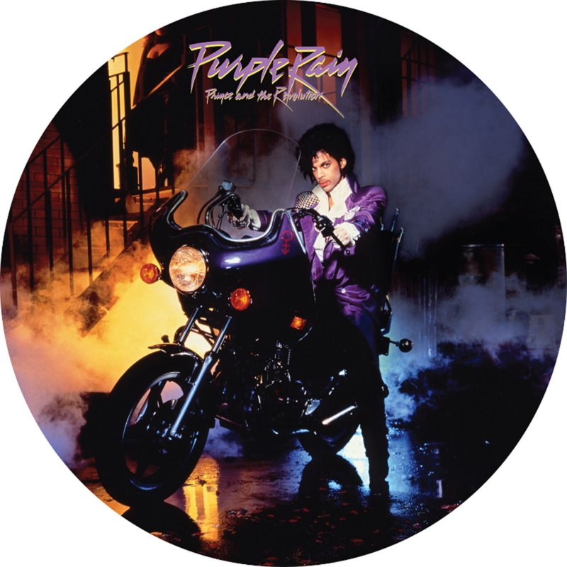 Image of   Prince And The Revolution - Purple Rain - Limited Edition - Vinyl / LP