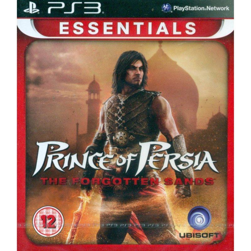 Image of   Prince Of Persia: The Forgotten Sands (essentials) - PS3
