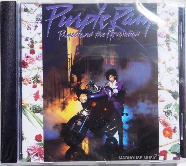 Image of   Prince & The Revolution - Purple Rain - Original Soundtrack - CD