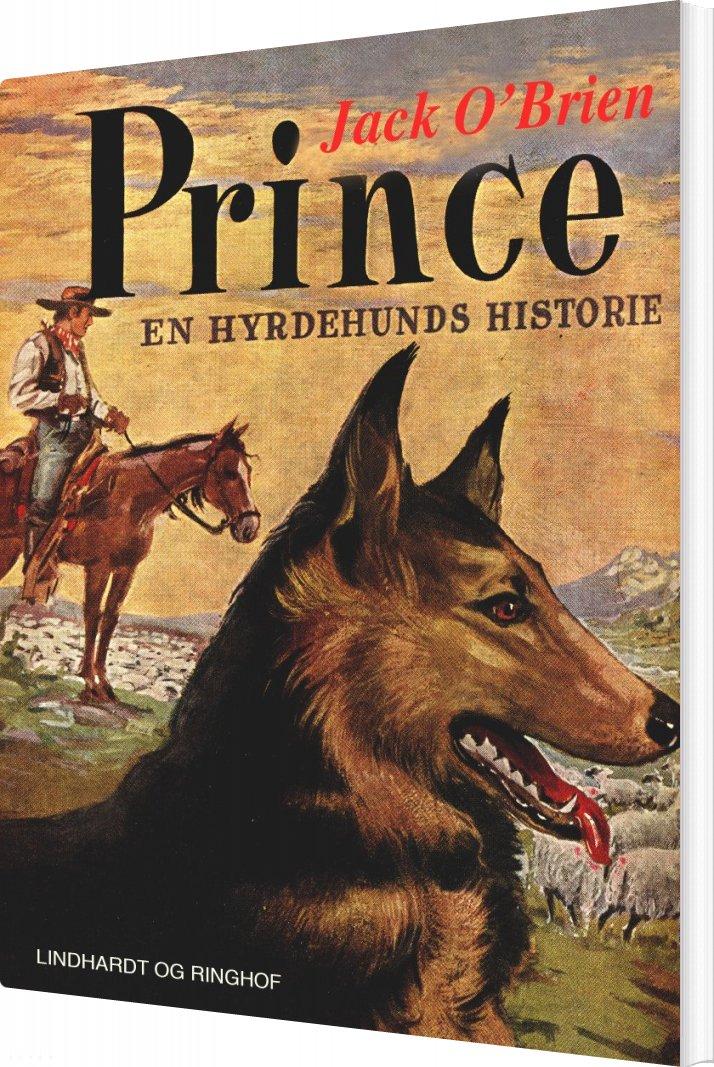 Prince - Jack O'brien - Bog
