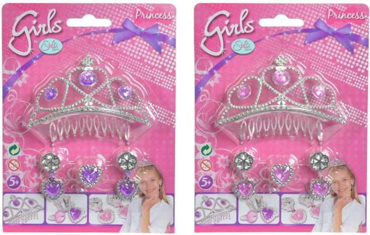 Image of   Prinsesseudklædning - Smykker
