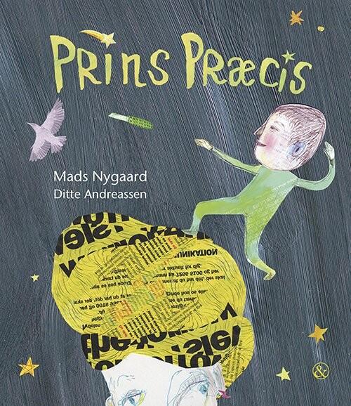Image of   Prins Præcis - Mads Nygaard - Bog