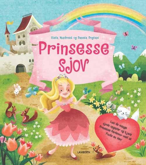 Image of   Prinsesse Sjov - Stella Maidment - Bog