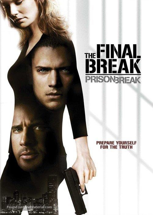 Billede af Prison Break - The Final Break - DVD - Tv-serie