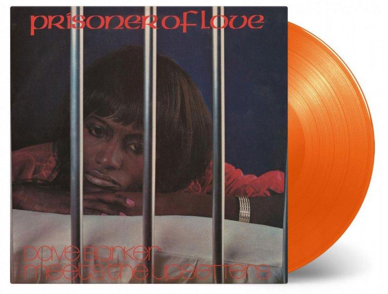 Dave Barker Meets The Upsetters - Prisoner Of Love - Colored Edition - Vinyl / LP