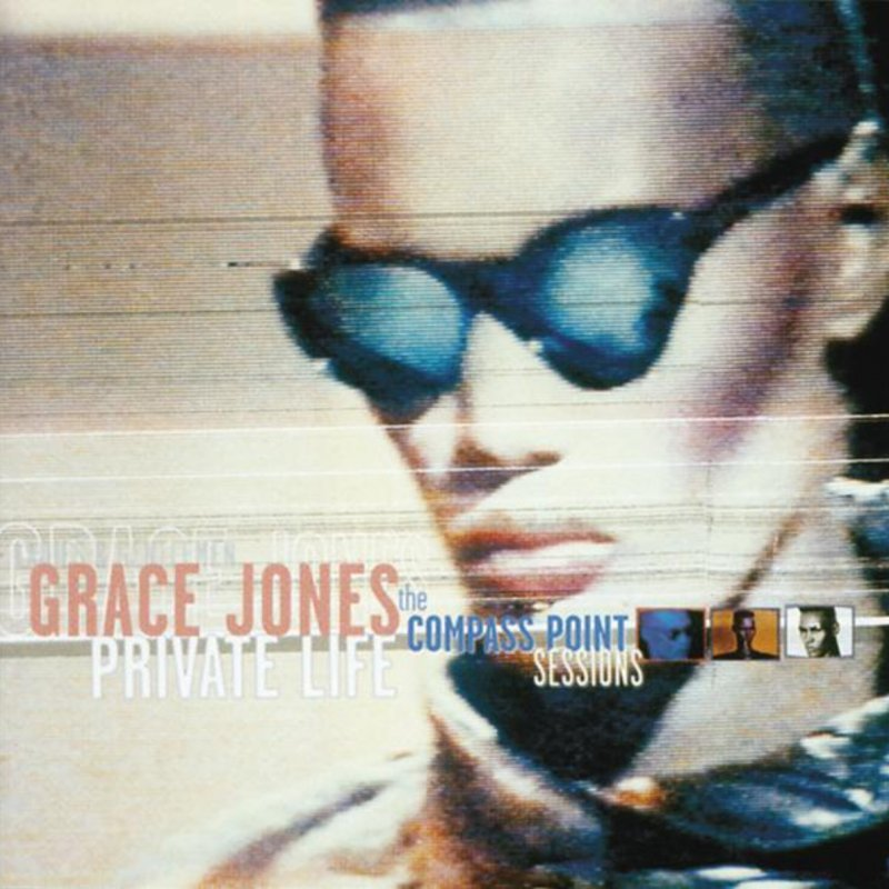 Image of   Grace Jones - Private Life (the Compass Point Years) - CD