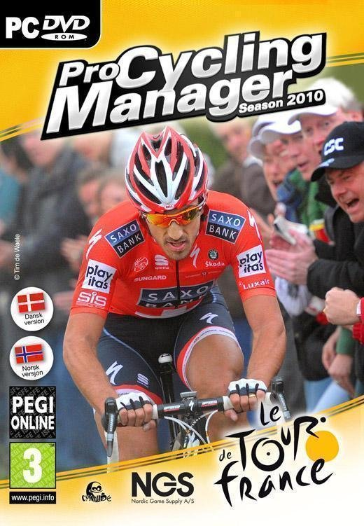 Image of   Pro Cycling Manager 2010 (dk/no) - PC