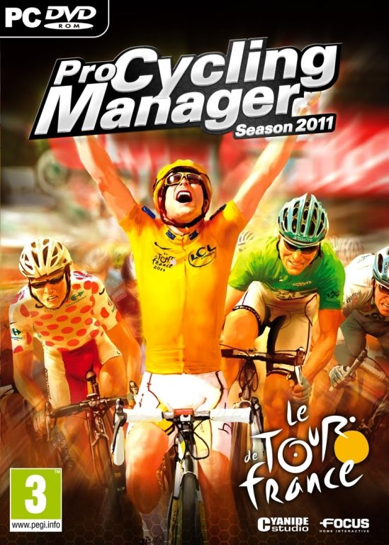 Image of   Pro Cycling Manager 2011 - PC