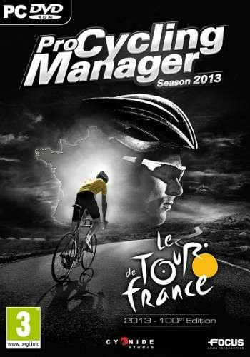 Image of   Pro Cycling Manager Tour De France 2013 (dk/no) - PC