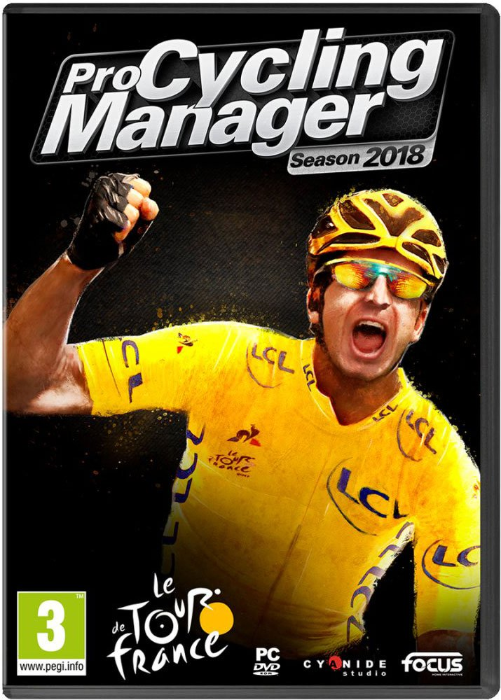 Image of   Pro Cycling Manager 18 / 2018 - PC