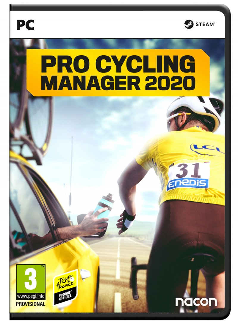 Image of   Pro Cycling Manager 2020 - PC