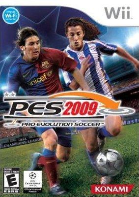 Image of   Pro Evolution Soccer 2009 - Wii