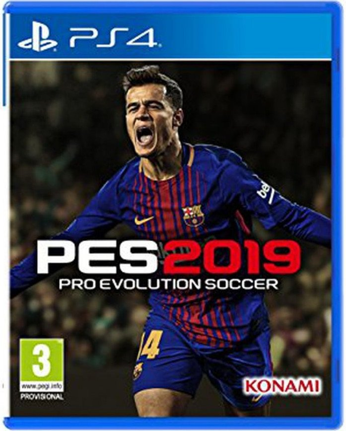 Image of   Pes 2019 / Pro Evolution Soccer 2019 - PS4