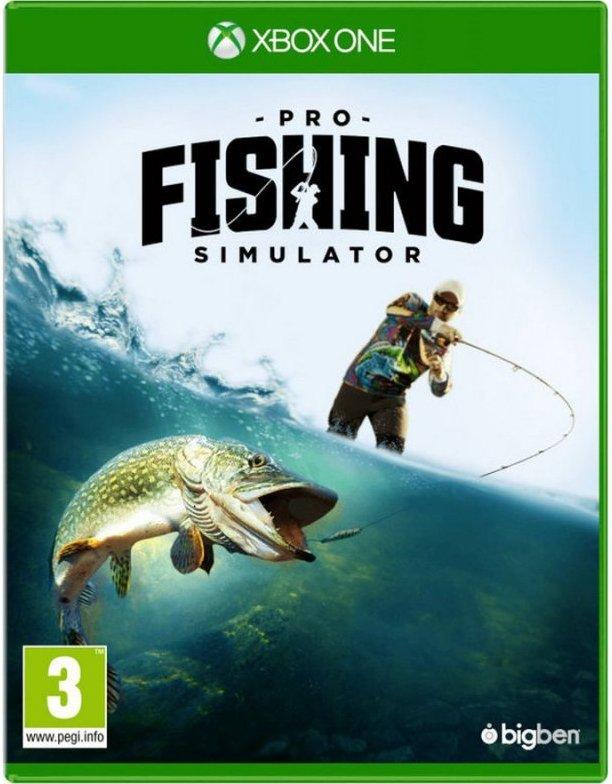 Image of   Pro Fishing Simulator - Xbox One