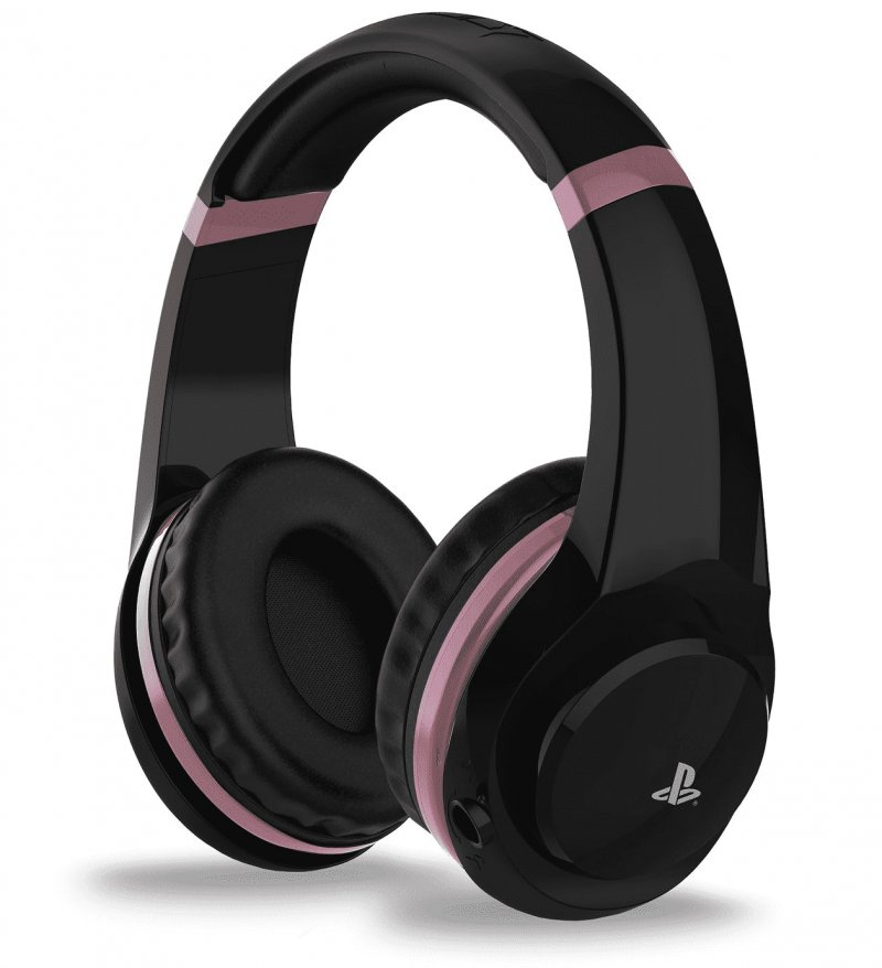 Billede af 4gamers Pro4-70 - Ps4 Gaming Headset - Rose Gold Sort