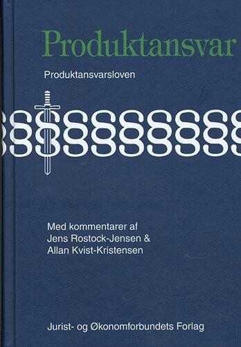 Image of   Produktansvar - Rostock-jensen J - Bog