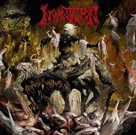 Image of   Incantation - Profane Nexus - CD