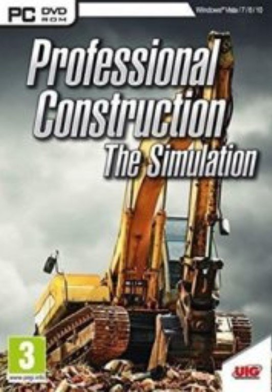 Image of   Professional Construction - The Simulation - PC