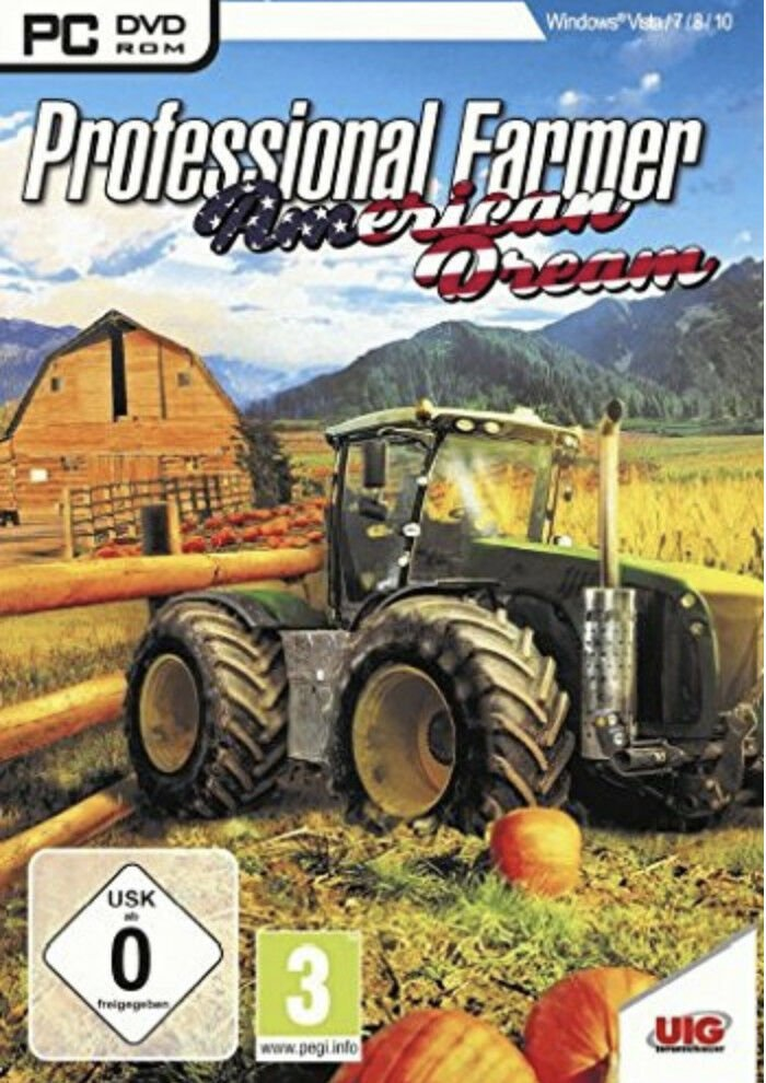Image of   Professional Farmer America Dream - PC