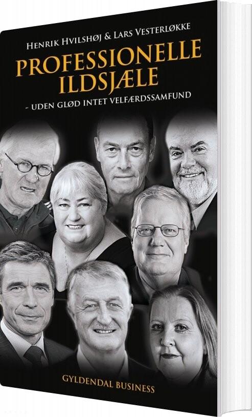 Professionelle Ildsjæle Af Lars Vesterløkke → Køb bogen billigt her