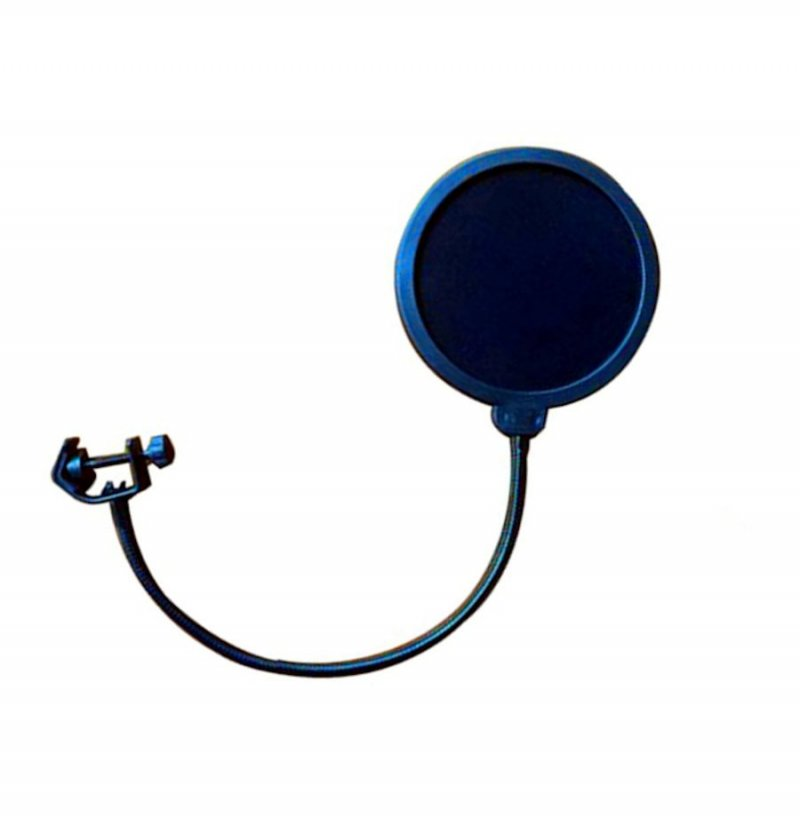 Image of   Profile Ms-18 Plus Dobbel Nylon Pop Filter Til Mikrofoner