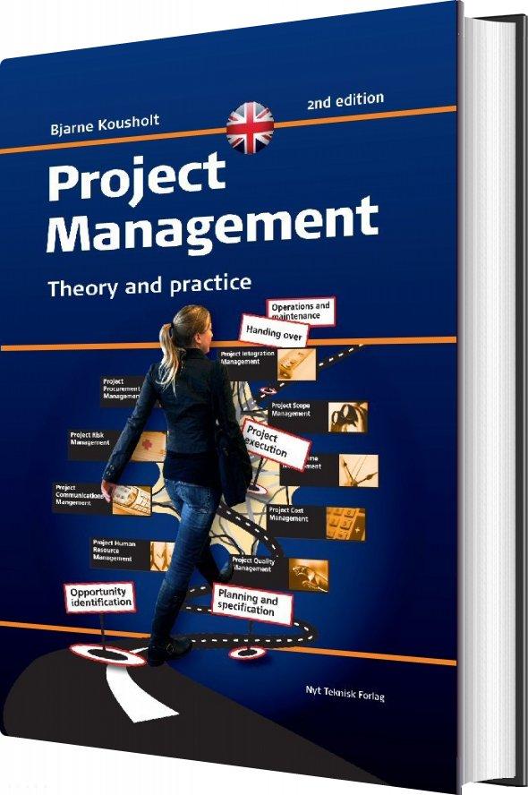 Image of   Project Management - Bjarne Kousholt - Bog