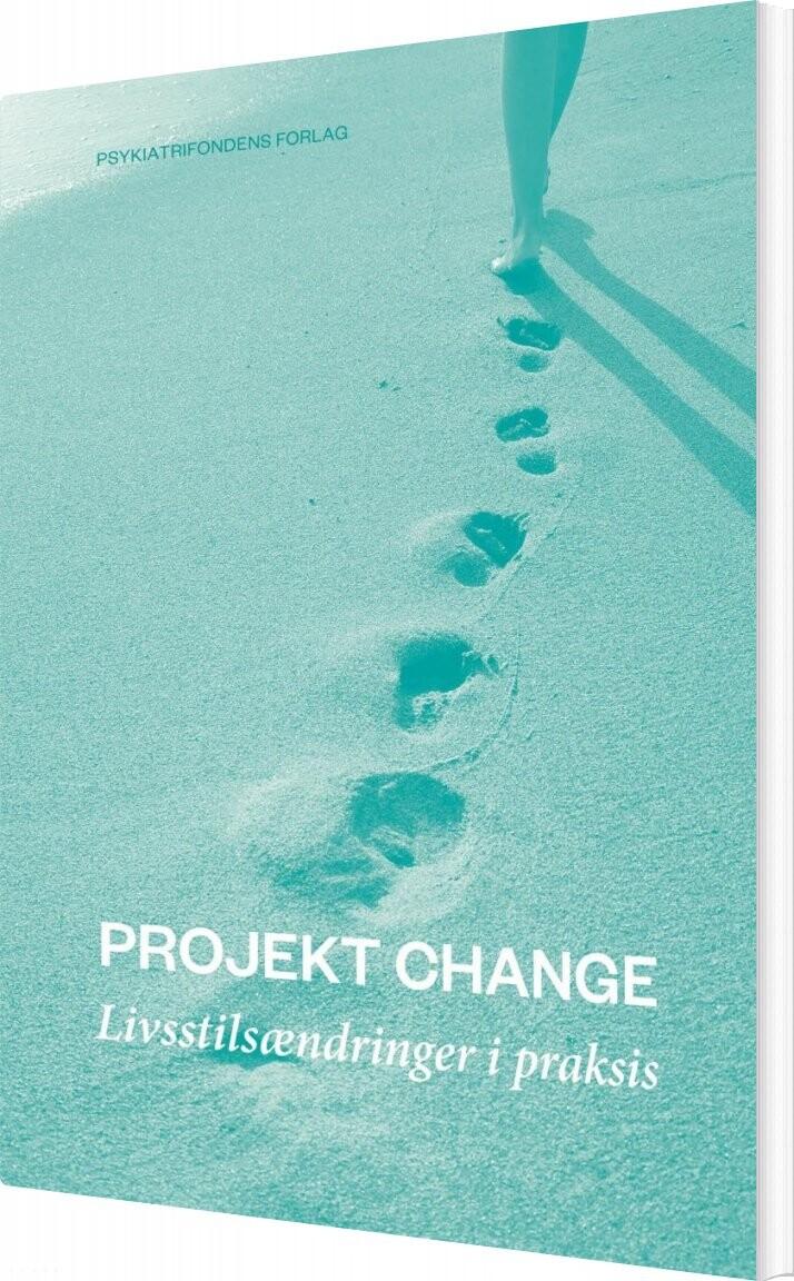 Billede af Projekt Change - Merete Nordentoft - Bog