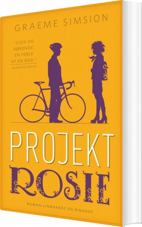 Image of   Projekt Rosie - Graeme Simsion - Bog