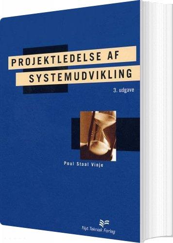 Billede af Projektledelse Af Systemudvikling - Poul Staal Vinje - Bog