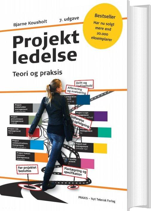 Image of   Projektledelse - Bjarne Kousholt - Bog