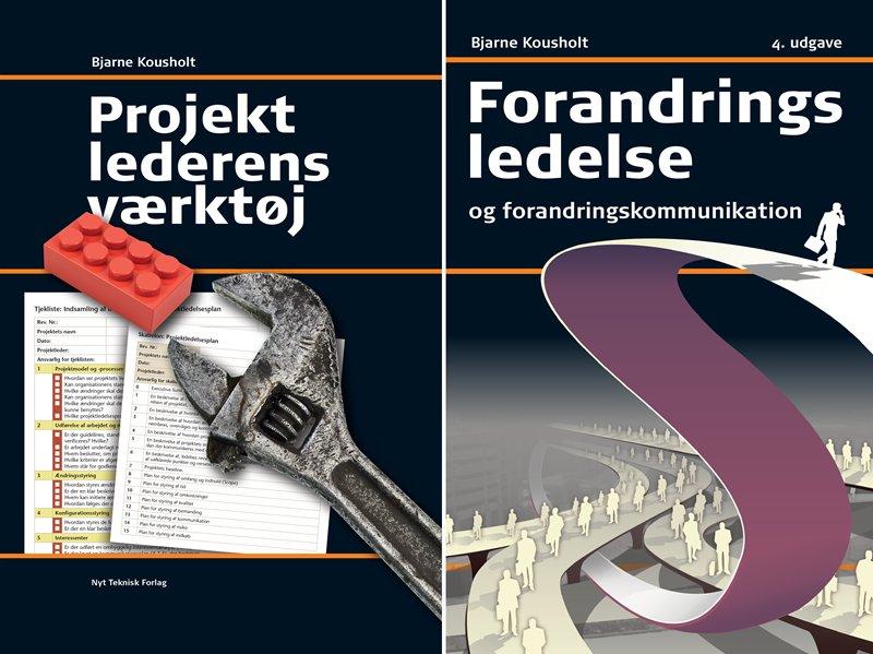 Projektleder Bøger Sampak 2 - Bjarne Kousholt - Bog