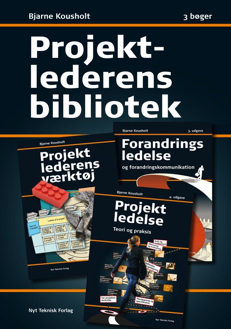 Image of   Projektlederens Bibliotek - Bjarne Kousholt - Bog
