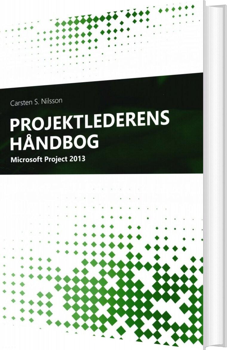 Image of   Projektlederens Håndbog - Carsten S. Nilsson - Bog
