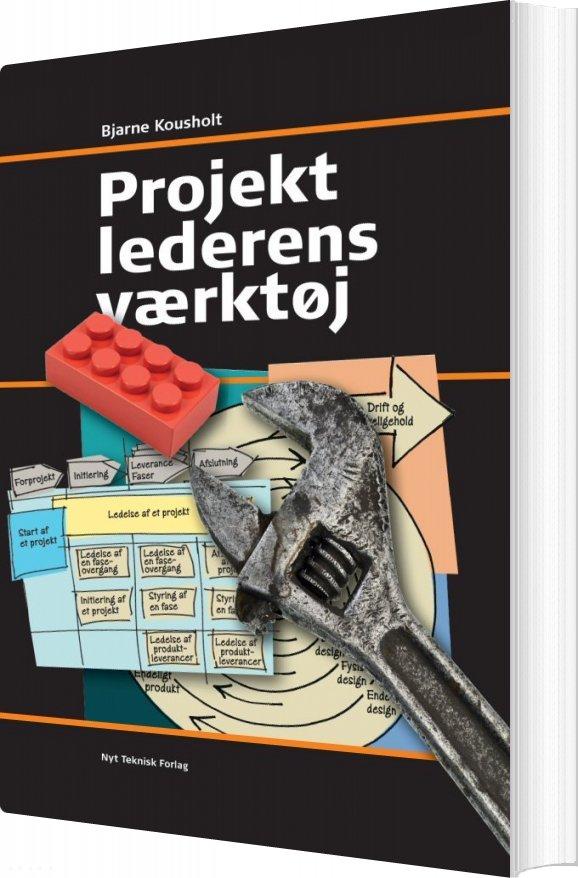 Billede af Projektlederens Værktøj - Bjarne Kousholt - Bog