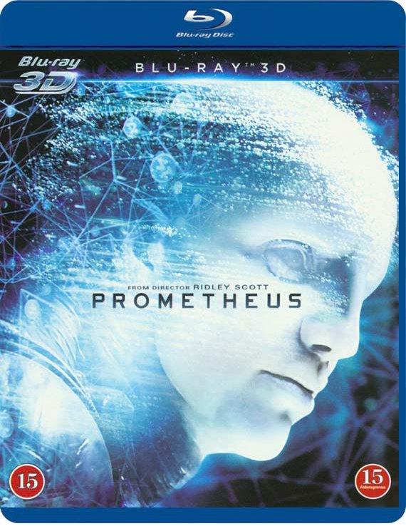 Image of   Prometheus - 3D Blu-Ray