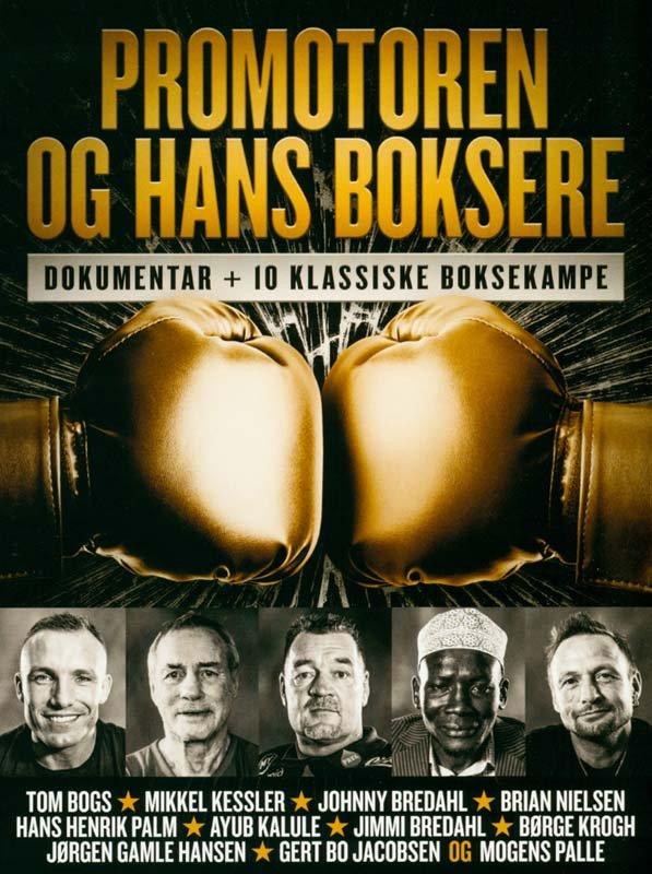 Billede af Promotoren Og Hans Boksere + 10 Klassiske Boksekampe - DVD - Film