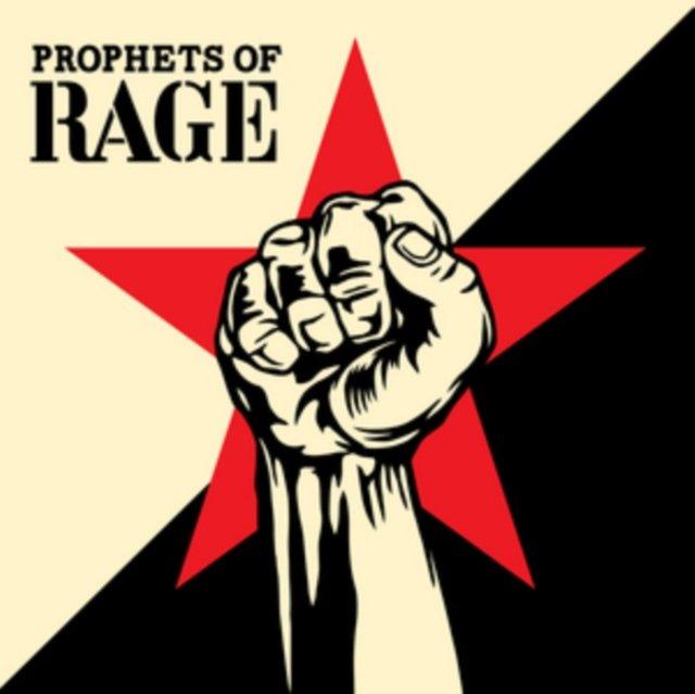 Prophets Of Rage - Prophets Of Rage - CD