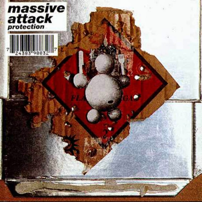 Image of   Massive Attack - Protection - CD
