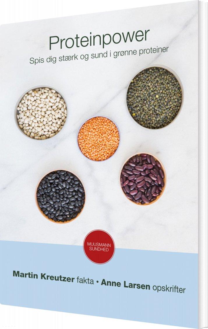 Proteinpower - Martin Kreutzer - Bog