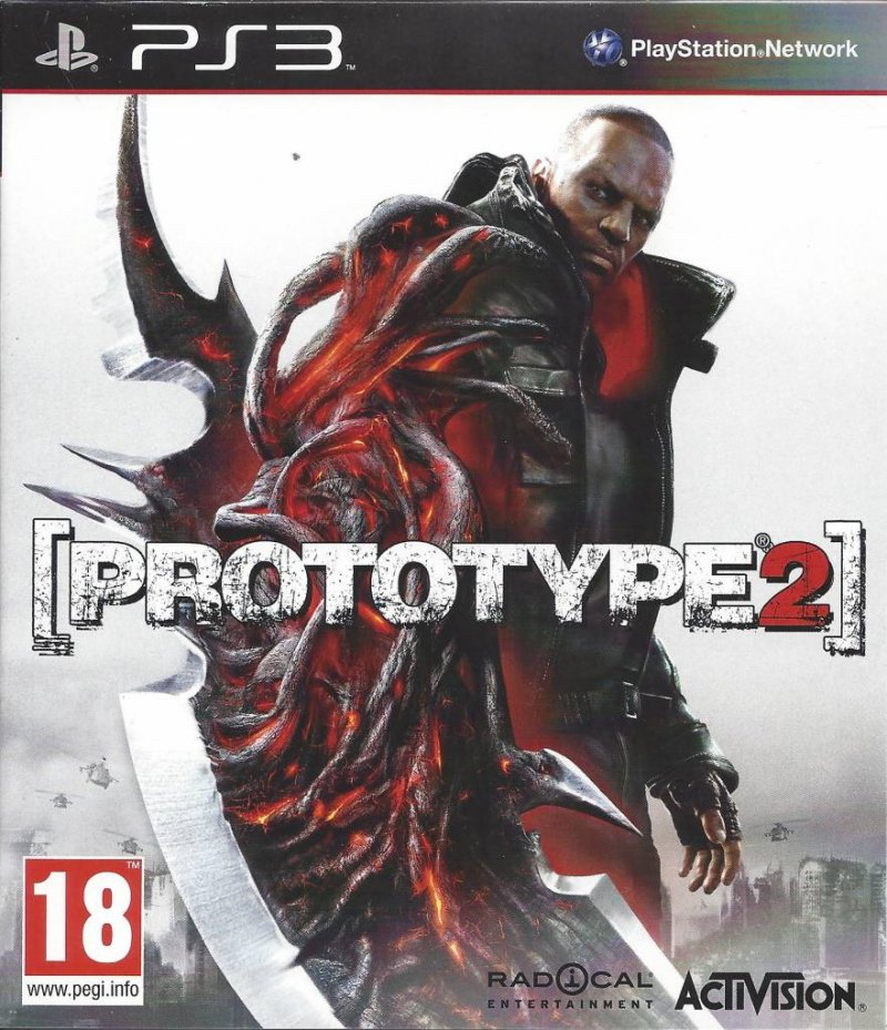 Image of   Prototype 2 - PS3