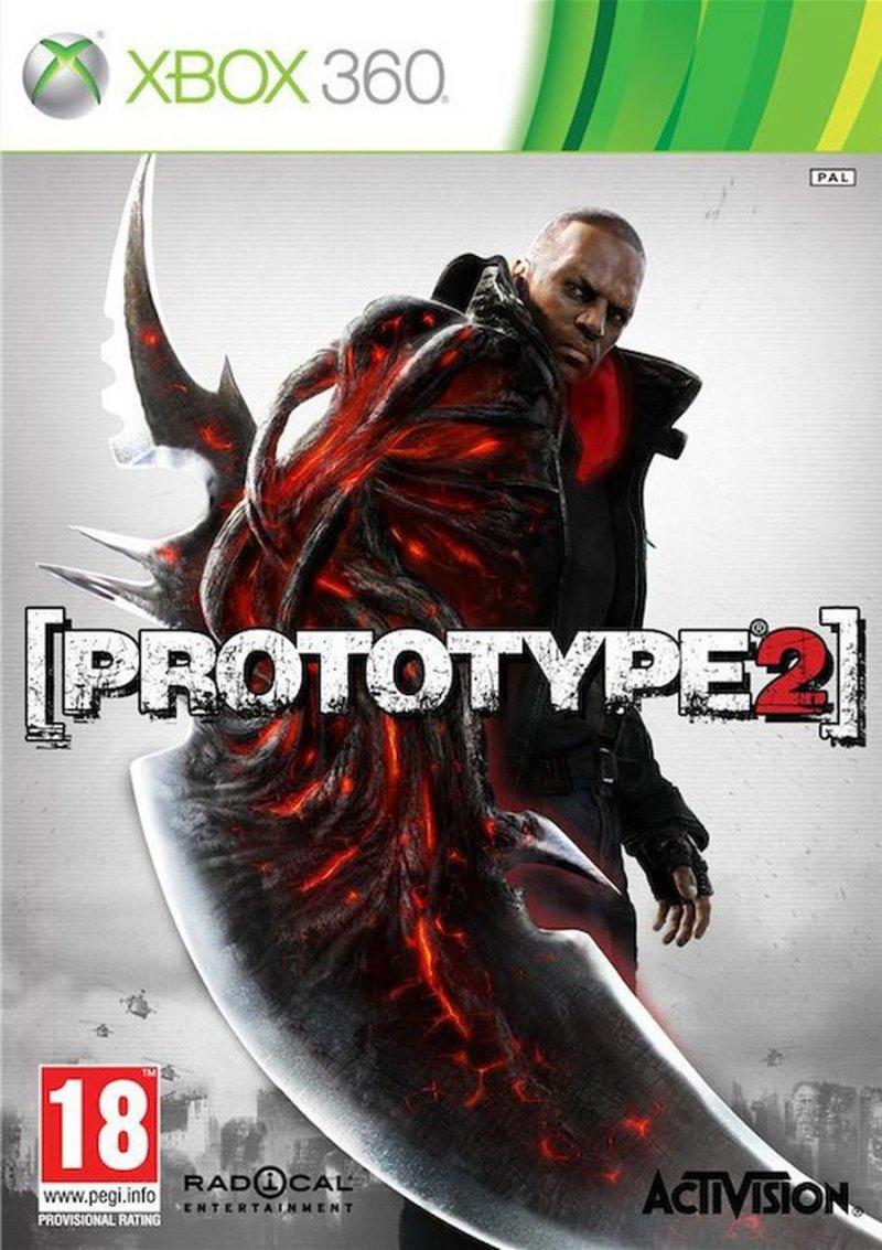 Image of   Prototype 2 - Xbox 360