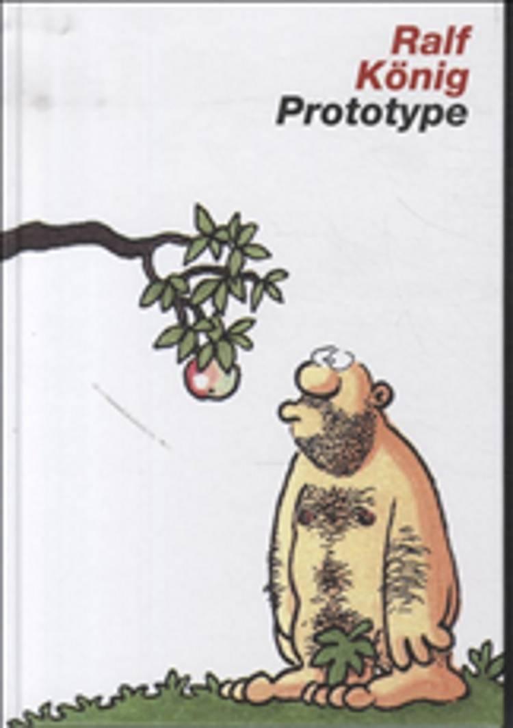 Billede af Prototype - Ralf König - Tegneserie