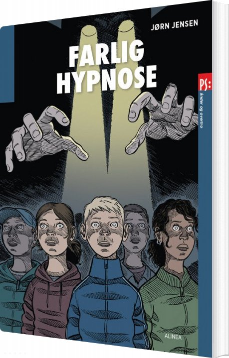 Image of   Ps, Farlig Hypnose - Jørn Jensen - Bog