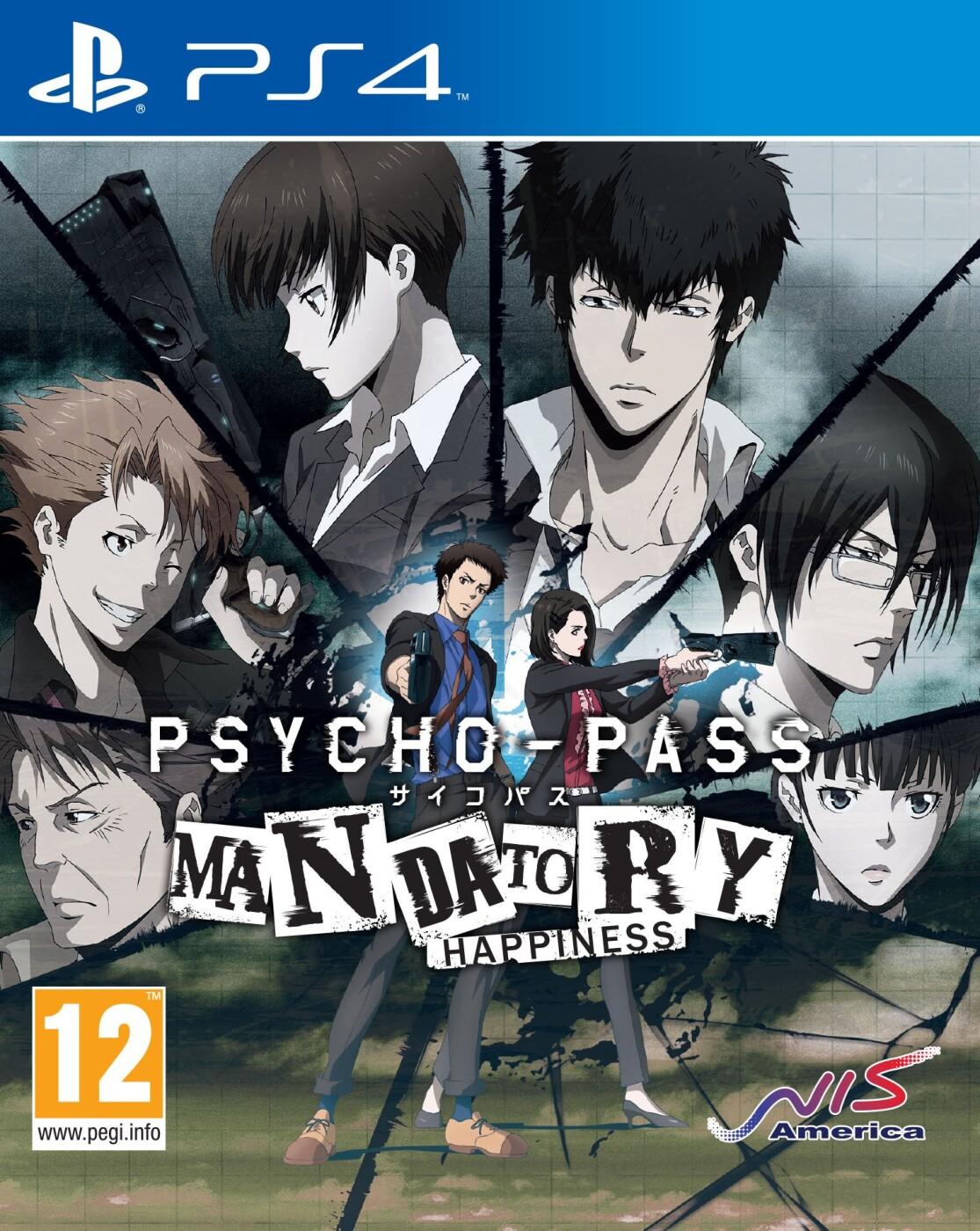 Image of   Psycho-pass: Mandatory Happiness - PS4