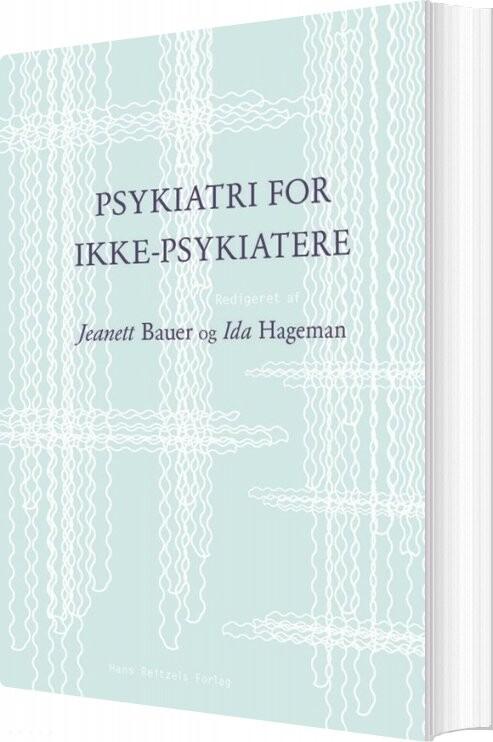 Image of   Psykiatri For Ikke-psykiatere - Merete Nordentoft - Bog