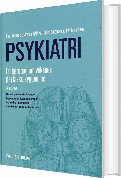 Image of   Psykiatri - Poul Videbech - Bog