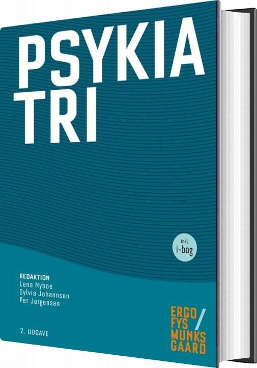 Image of   Psykiatri - Per Jørgensen - Bog