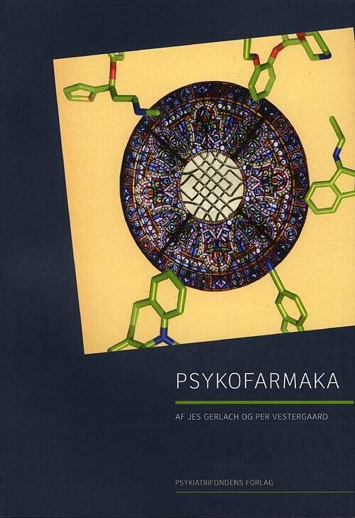 Image of   Psykofarmaka - Jes Gerlach - Bog